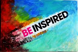be inspred