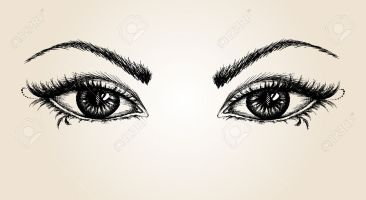 63442929-pair-of-eyes-hand-drawing-vector-illustration